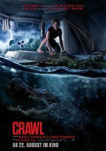 دانلود فیلم سینمایی Crawl 2019