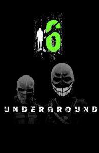 دانلود رایگان فیلم 6 underground