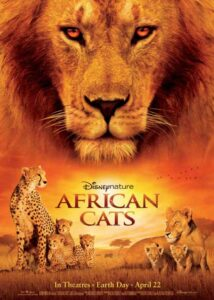 دانلود مستند African Cats 2011