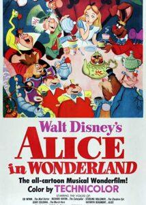 دانلود انیمیشن آلیس در سرزمین عجایب