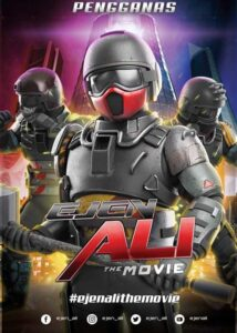 دانلود انیمیشن Ejen Ali the Movie 2019