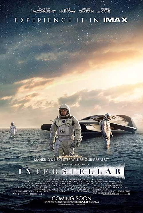 دانلود فیلم Interstellar