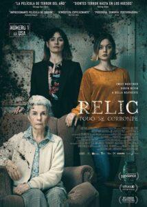 دانلود فیلم Relic