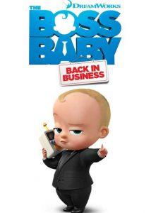 دانلود انیمیشن سریالی The Boss Baby Back in Business