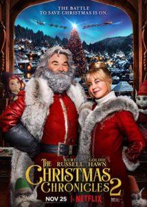 دانلود فیلم The Christmas Chronicles 2