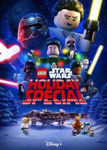 دانلود انیمیشن لگو جنگ ستارگان ویژه تعطیلات