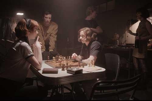 دانلود سریال ملکه شطرنج