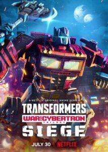 دانلود انیمیشن Transformers : War for Cybertron