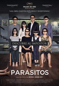 پوستر فیلم parasite 2019